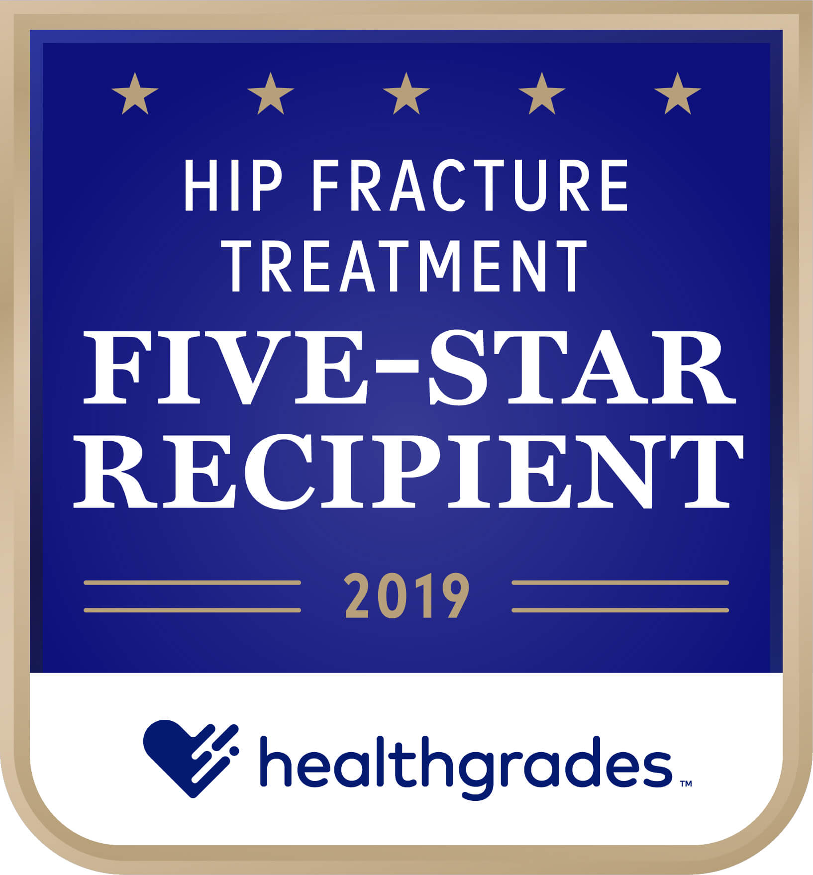 Five Star for Hip Fracture Treatment